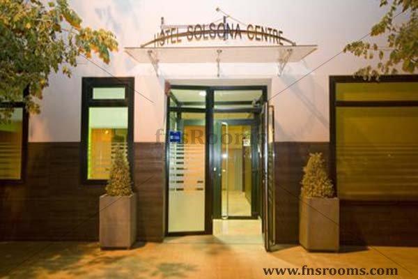Hotel Solsona Centre Pirineos - Lleida