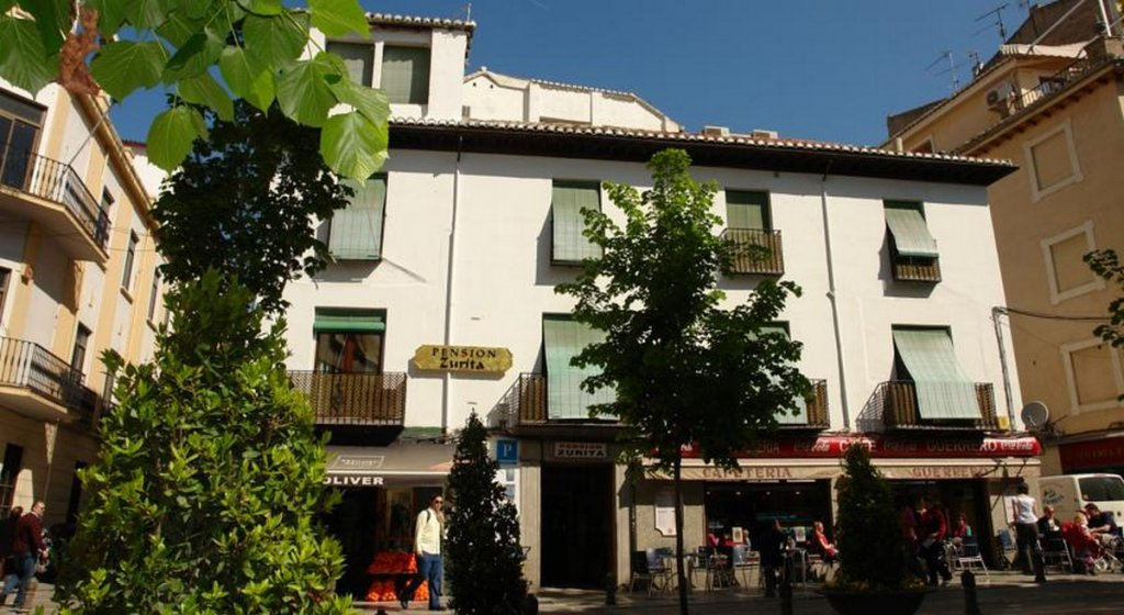 Pension Zurita - Zurita Guesthouse in Granada