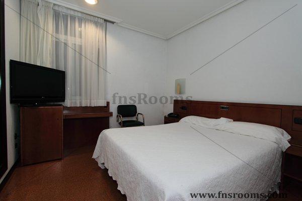 Hotel Santa Cruz - Santa Cruz Hotel Oviedo