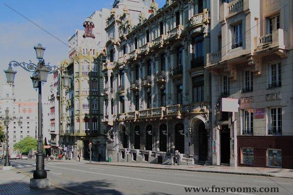 Hotel Santa Cruz - Hotel Santa Cruz en Oviedo