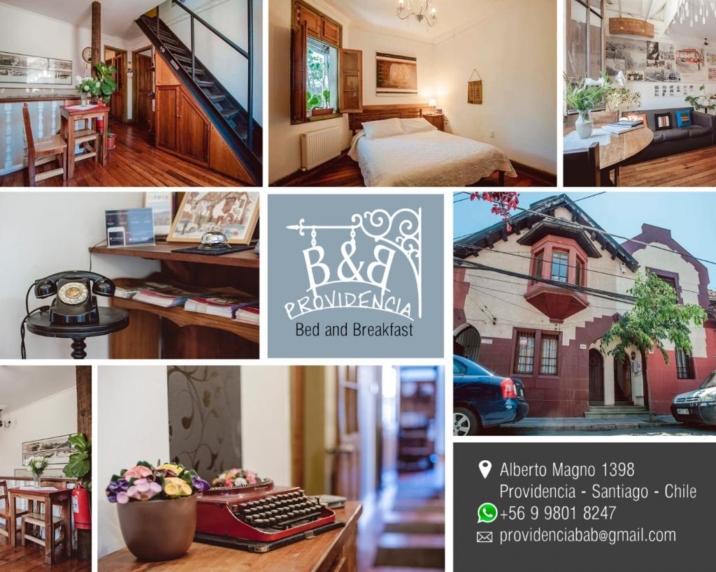 Providencia Bed and Breakfast