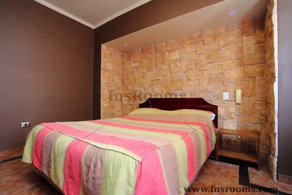 Hotel Olicar Teatinos Santiago