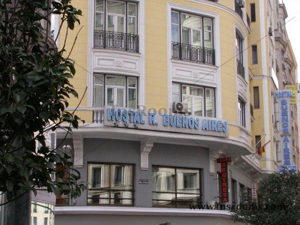 Hostal Buenos Aires Madrid