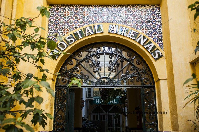 Atenas Hostel