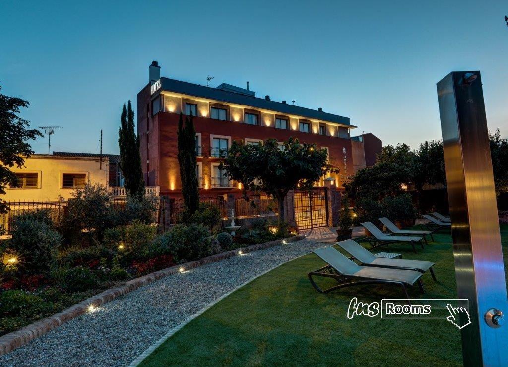 Hotel Sant Jordi Montbrio del Camp