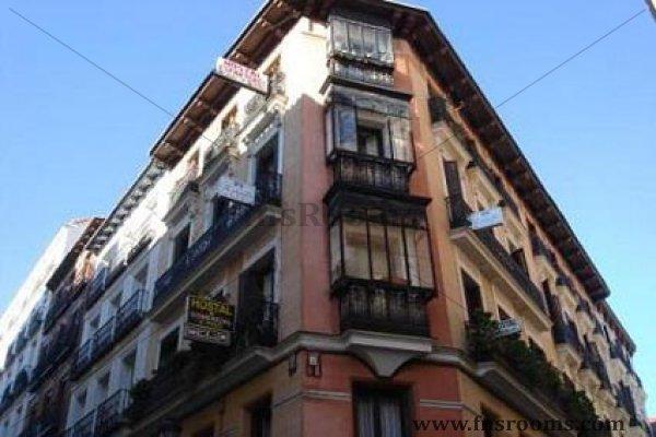 Hostal Nuestra Senora de la Paloma Madrid
