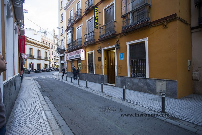 Hostal Trajano - Hostal Sevilla