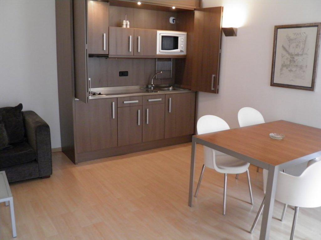 Apartamentos Sant Jordi Fontanella Barcelona