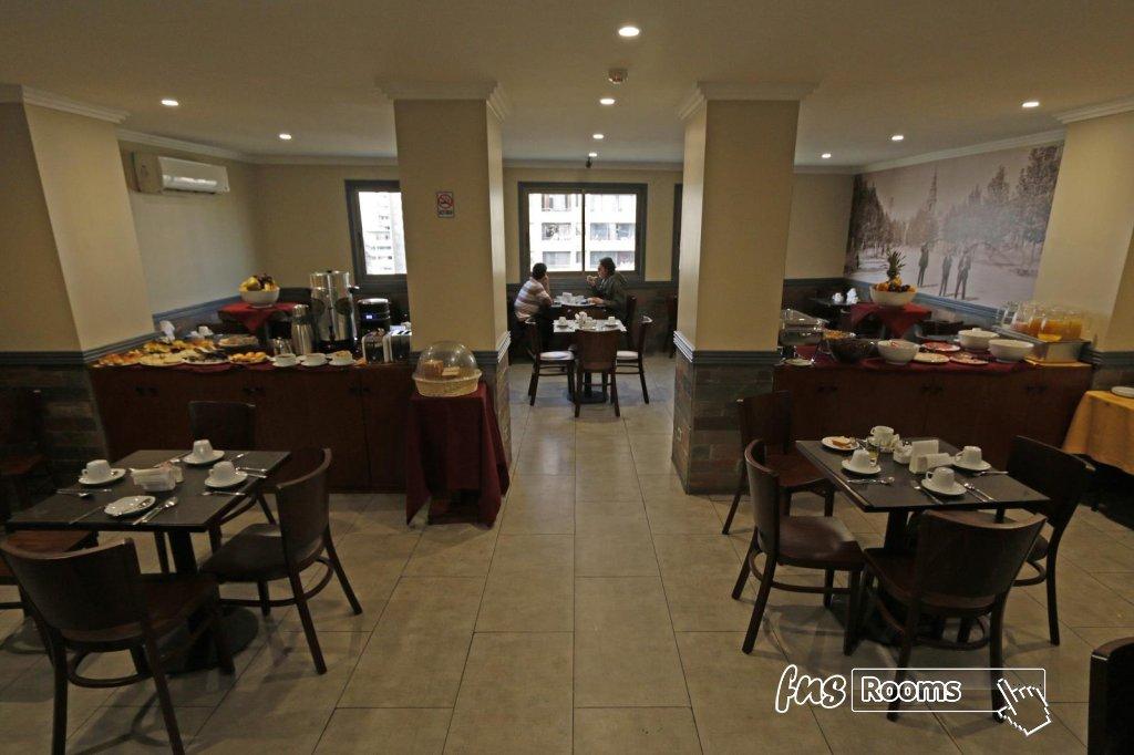 11 - Hotel Principado Lastarria