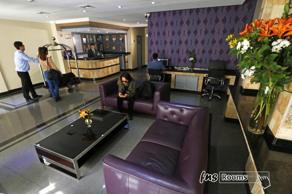 16 - Hotel Principado Lastarria