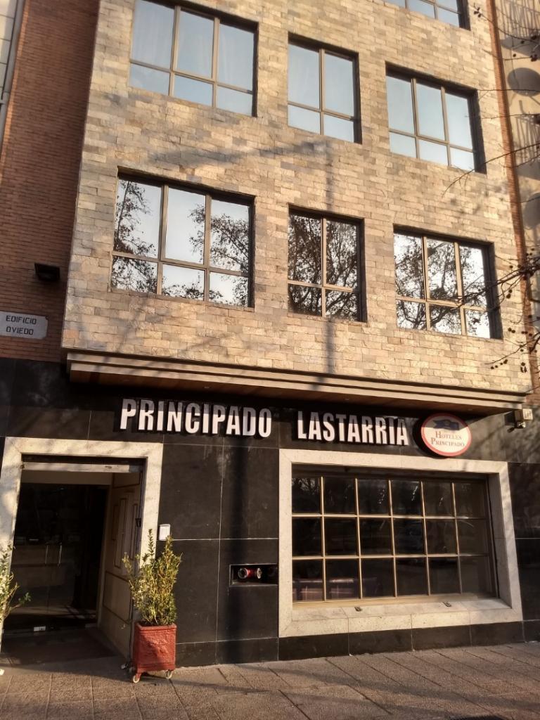 3 - Hotel Principado Lastarria