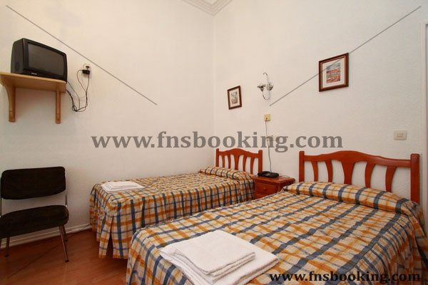 Hostal Lamalonga Madrid