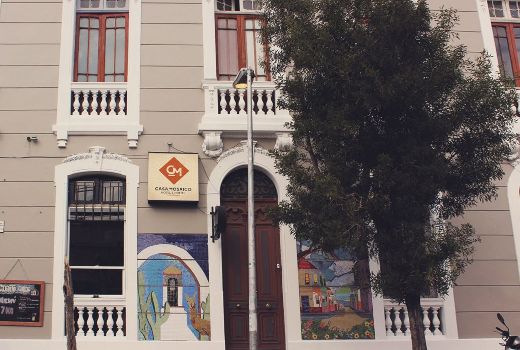 Casa Mosaico Hostel Santiago de Chile
