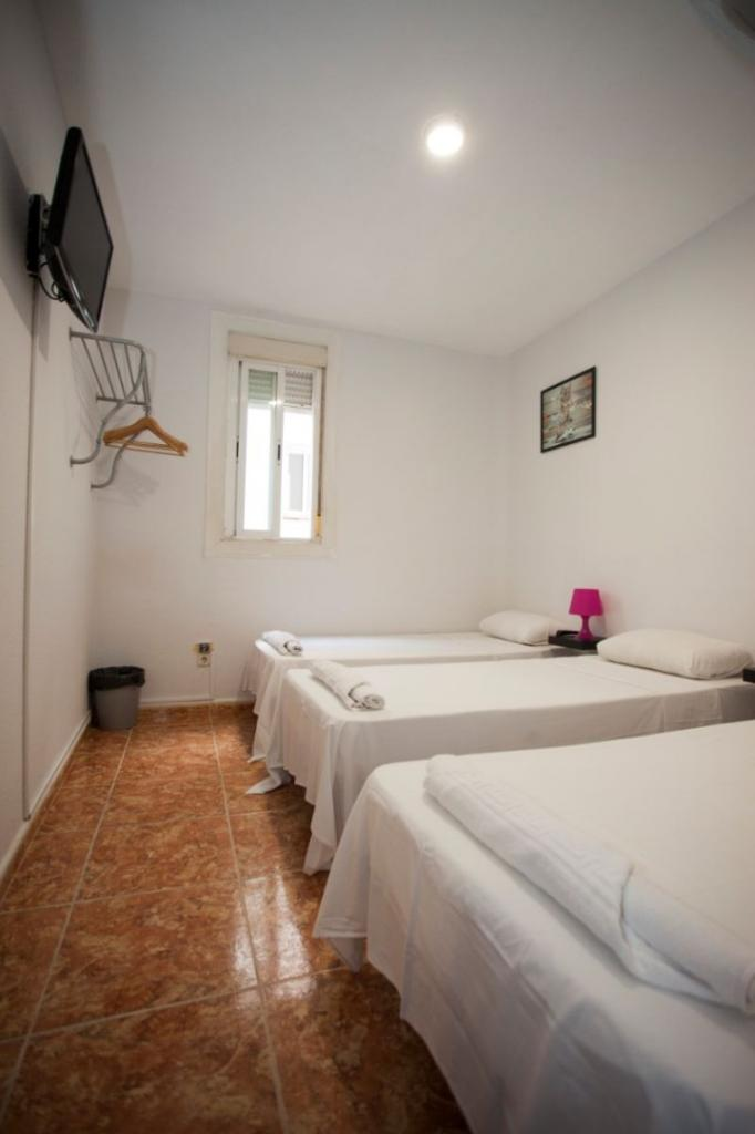 Hostal Enebral Madrid