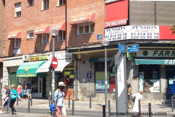 Pensión Pradillo - Pension Pradillo en Mostoles