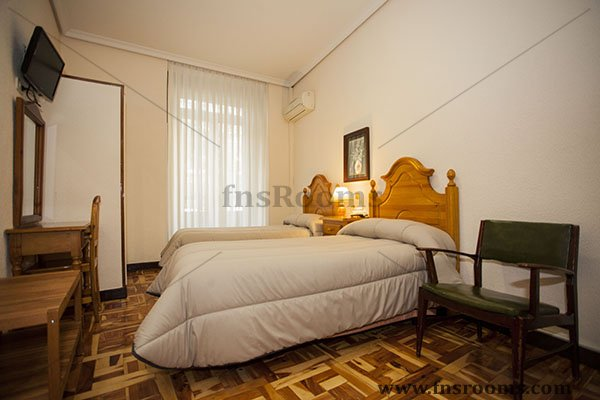 Hostels in Madrid