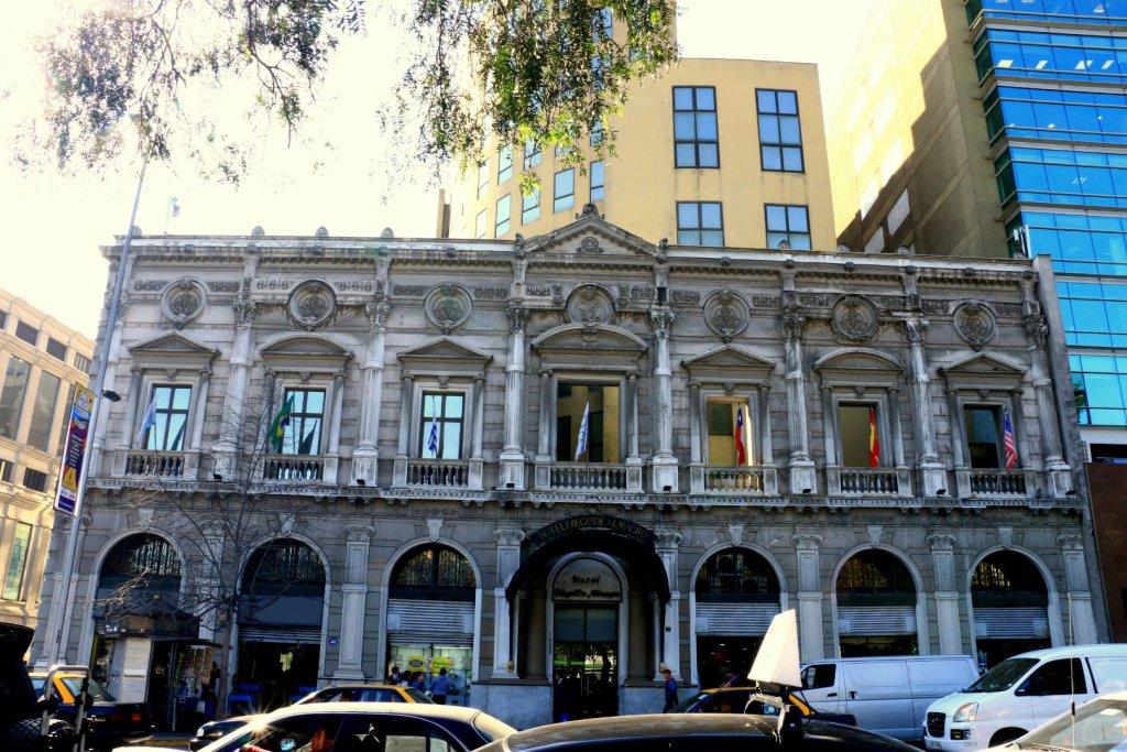 Hotel Diego de Almagro Santiago Centro en Chile