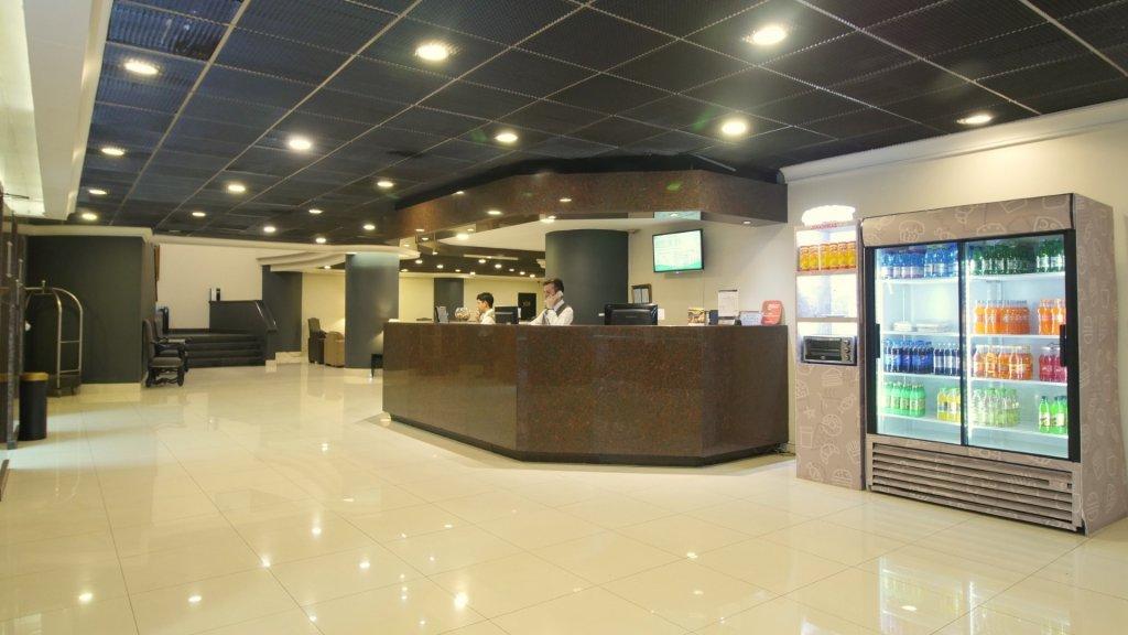 Hotel Diego de Almagro Santiago Centro