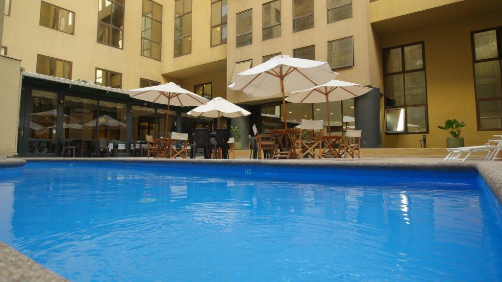 Hotel Diego de Almagro Santiago Centro Santiago de Chile