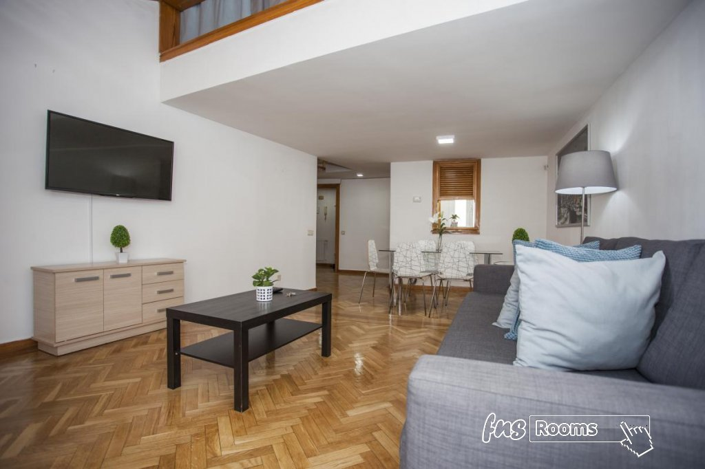 Apartamentos Calle Barquillo Madrid