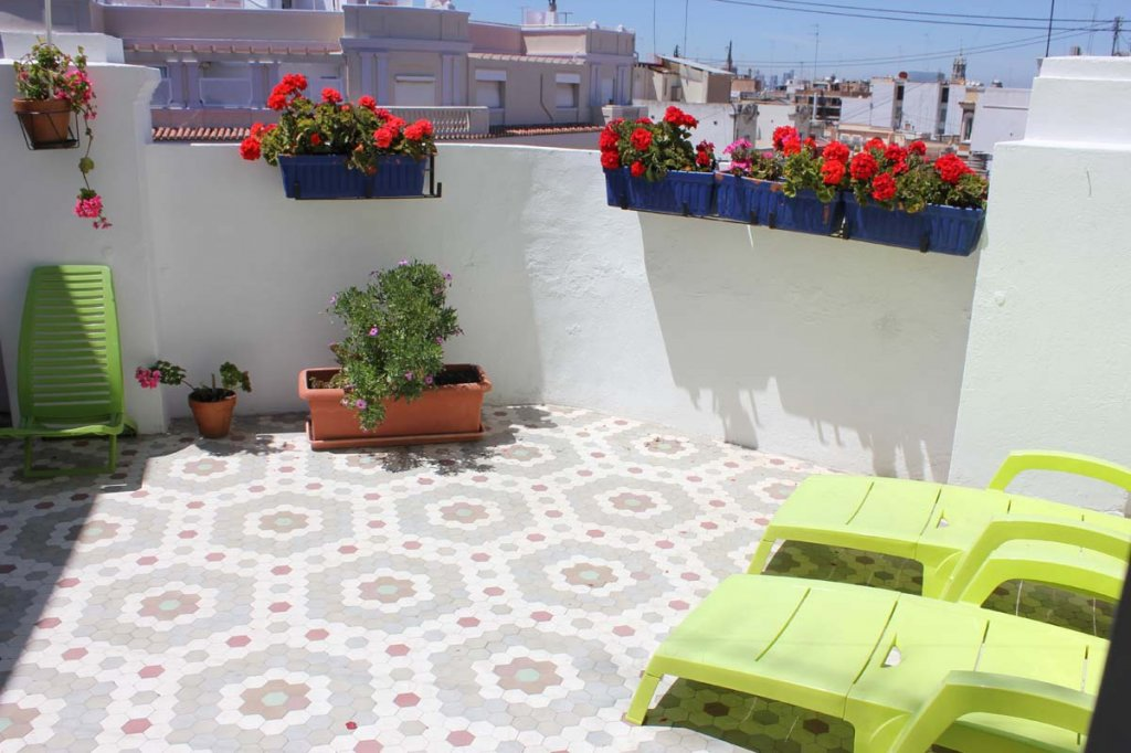 7 - Bed and breakfast en Valencia