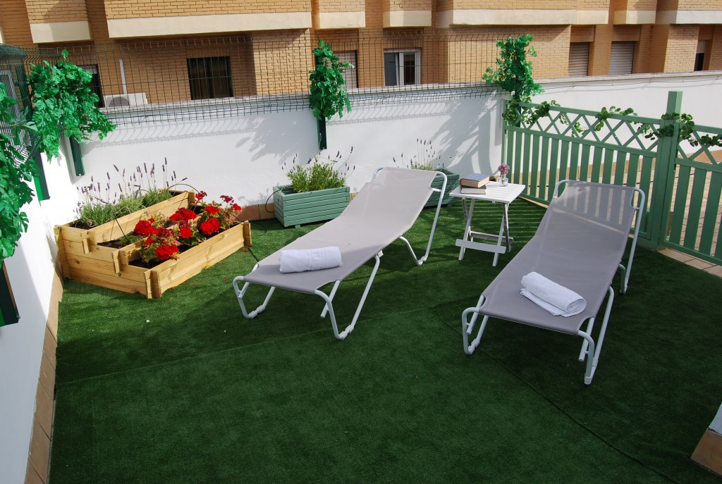 2 - Hotel Doña Blanca - Hotel centre Siviglia
