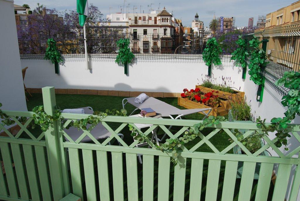 55 - Hotel Doña Blanca - Hotel centre Siviglia