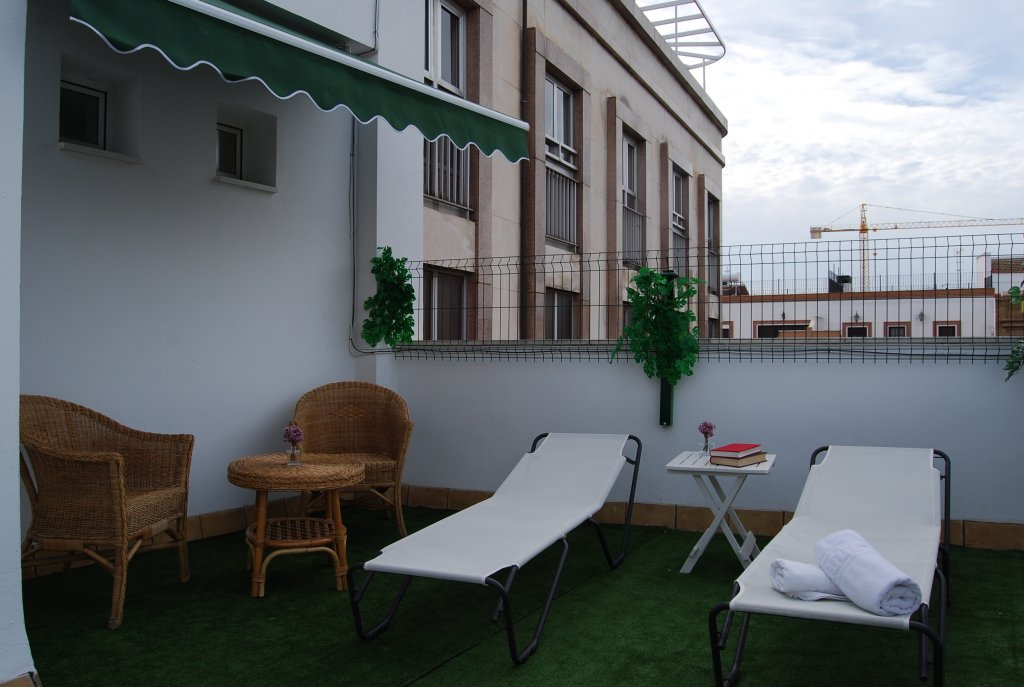 4 - Hotel Doña Blanca - Hotel centre Siviglia
