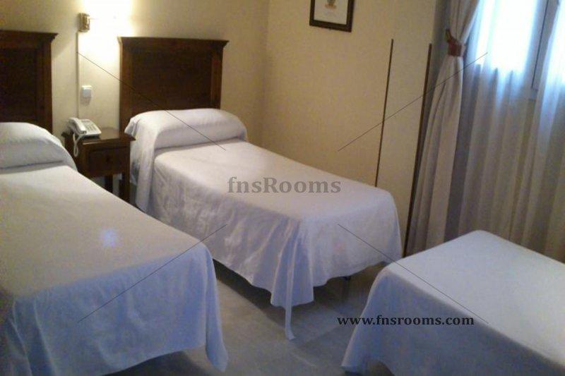 45 - Hotel Doña Blanca - Hotel centre Siviglia