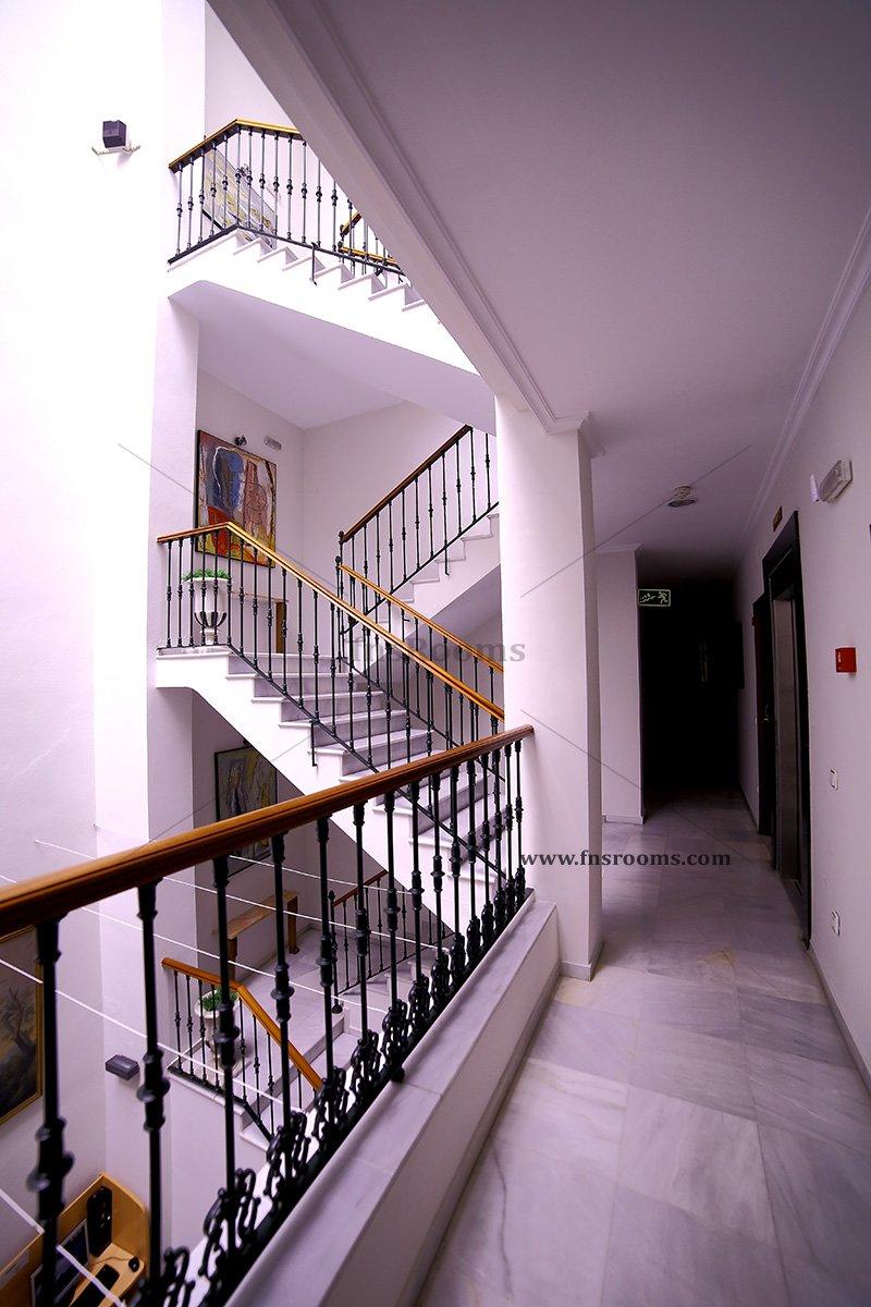 17 - Hotel Doña Blanca - Hotel centre Siviglia