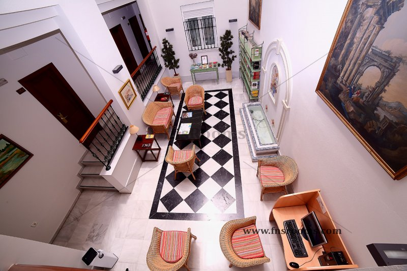 14 - Hotel Doña Blanca - Hotel centre Siviglia
