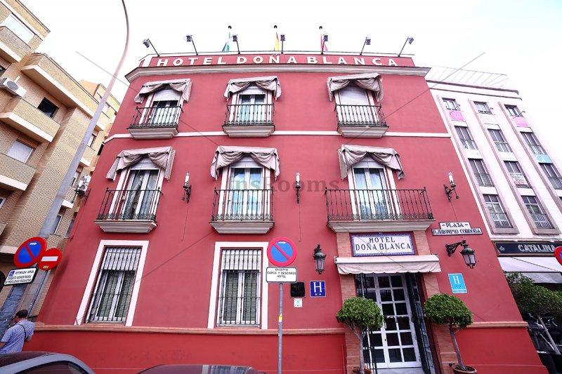 1 - Hotel Doña Blanca - Hotel centre Siviglia