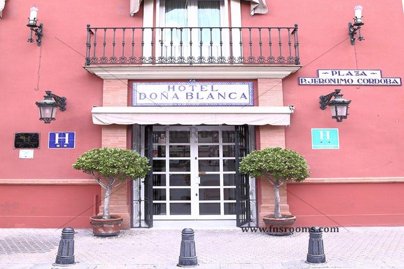 5 - Hotel Doña Blanca - Hotel centre Siviglia