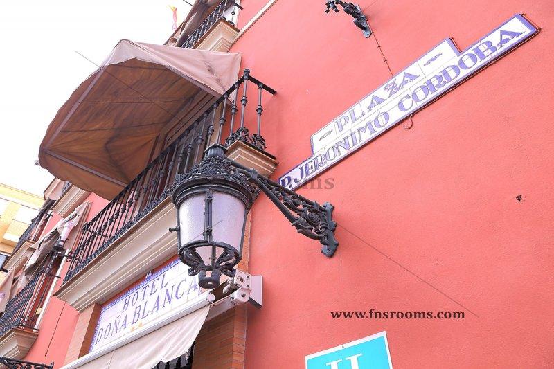 7 - Hotel Doña Blanca - Centro de Sevilha