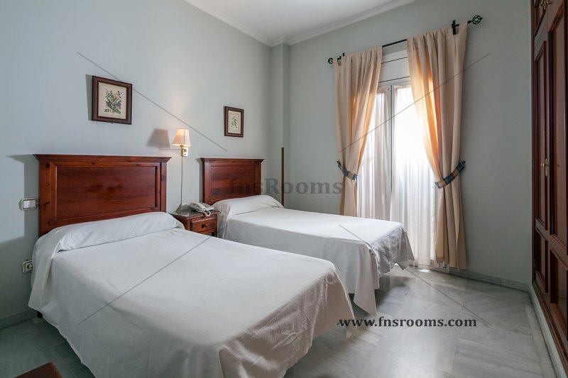 48 - Hotel Doña Blanca - Hotel centre Siviglia