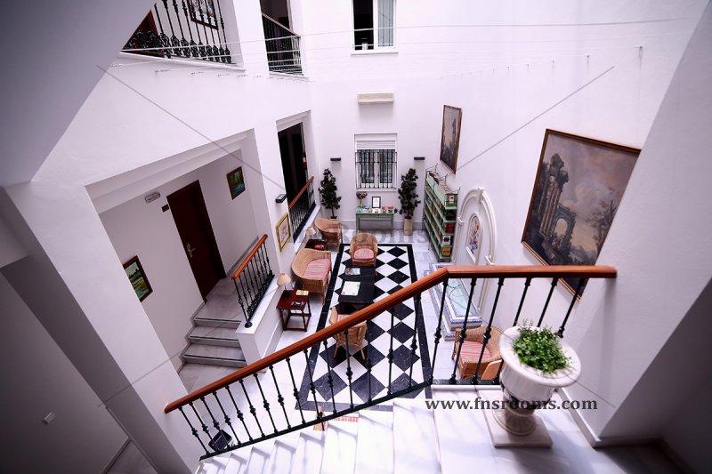 12 - Hotel Doña Blanca - Hotel centre Siviglia
