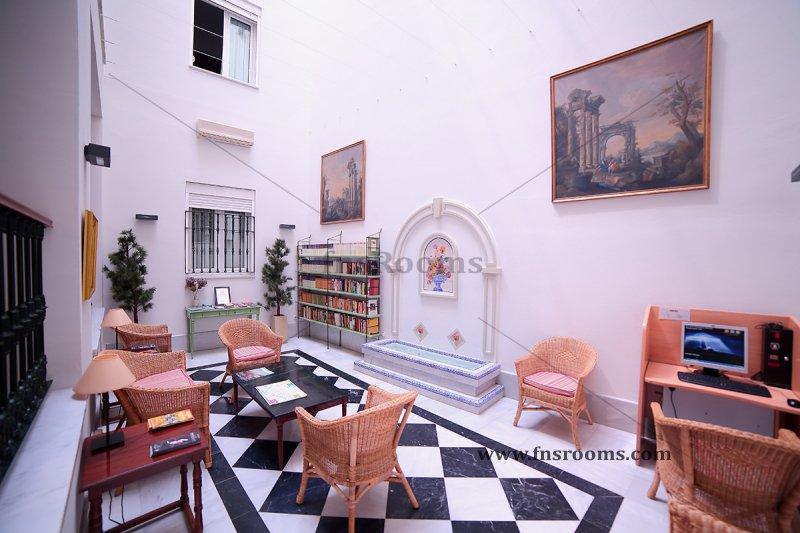 13 - Hotel Doña Blanca - Hotel centre Siviglia