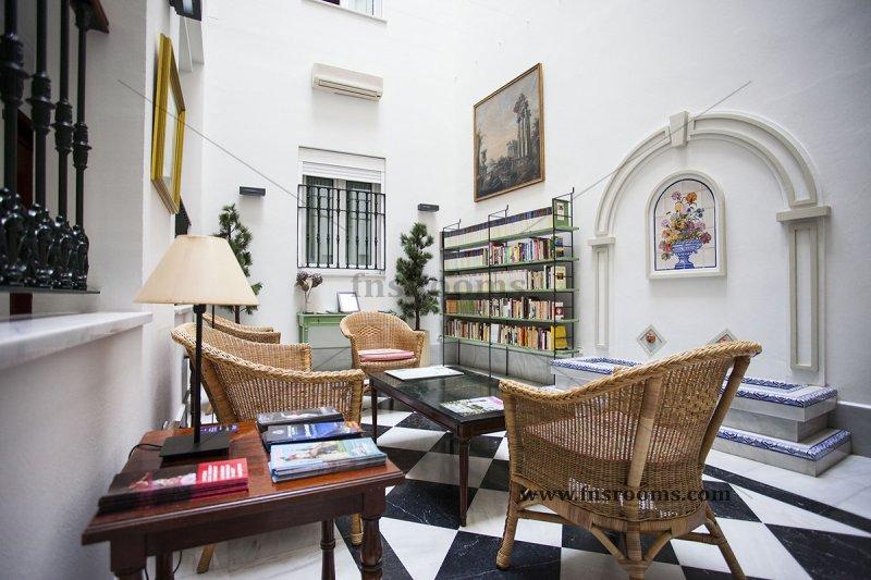 20 - Hotel Doña Blanca - Hotel centre Siviglia