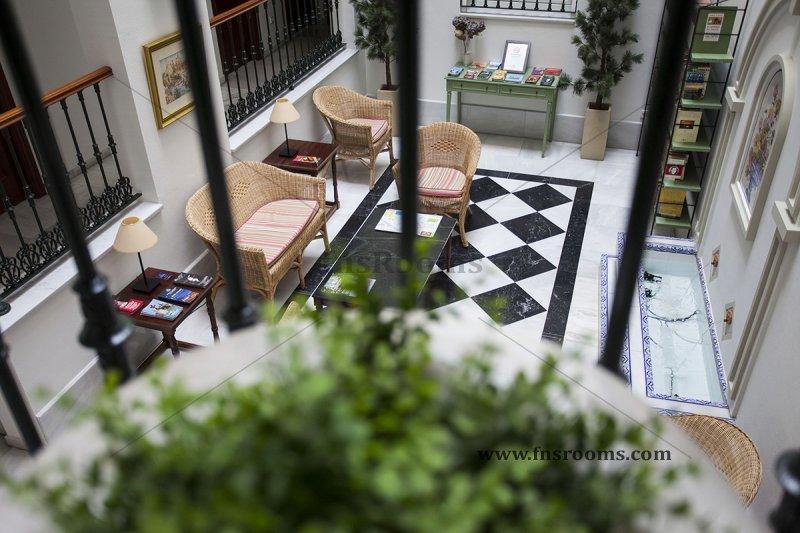 27 - Hotel Doña Blanca - Hotel centre Siviglia
