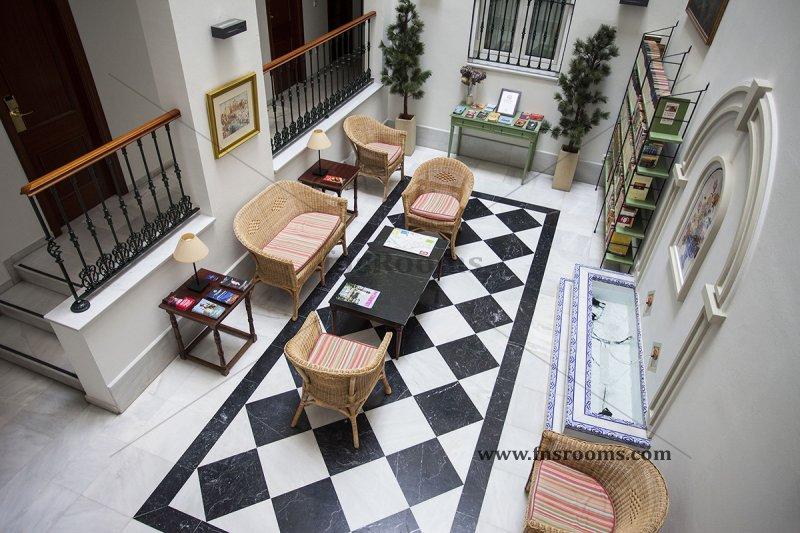 28 - Hotel Doña Blanca - Hotel centre Siviglia