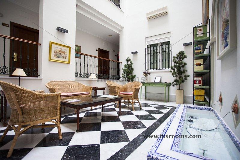 21 - Hotel Doña Blanca - Hotel centre Siviglia