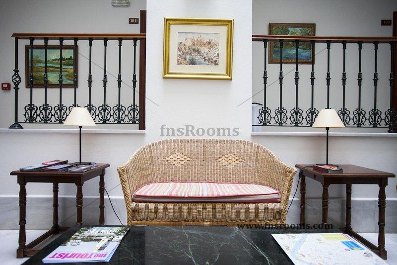 25 - Hotel Doña Blanca - Hotel centre Siviglia