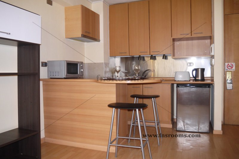 Furnished apartments in Santiago