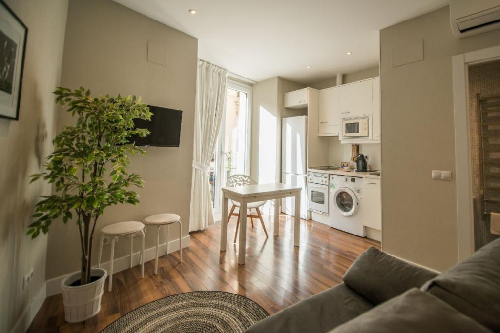 Apartamentos Cruz Madrid