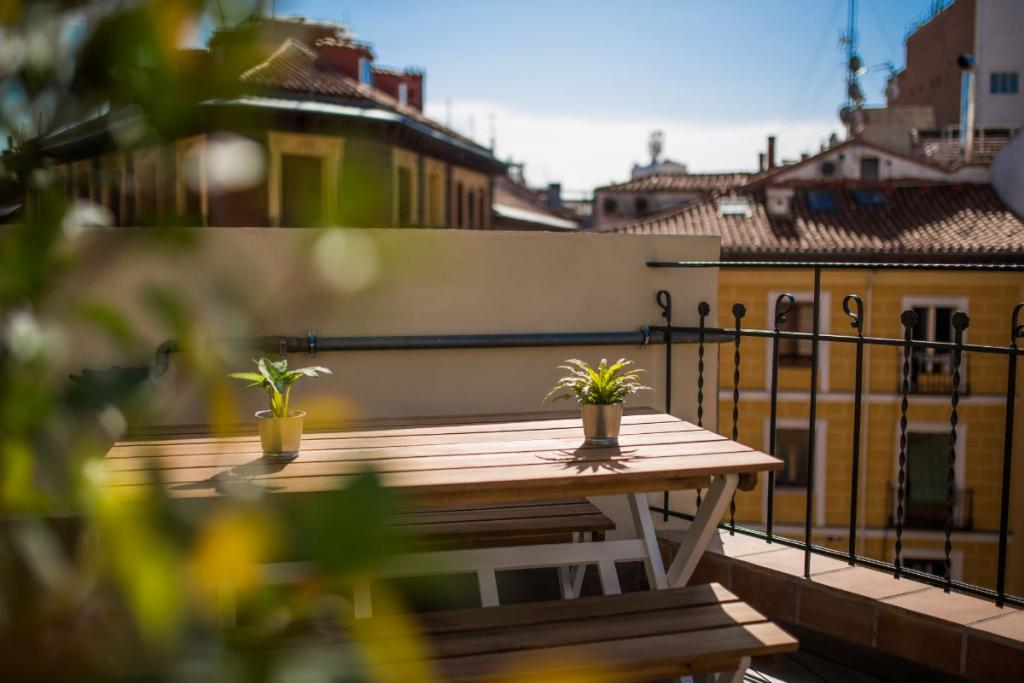 Apartamentos Cruz Madrid