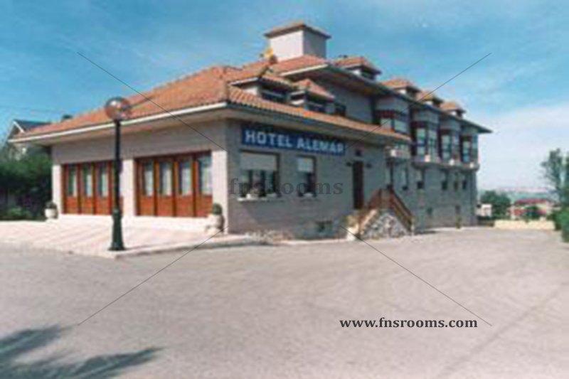 Hotel Alemar Santander