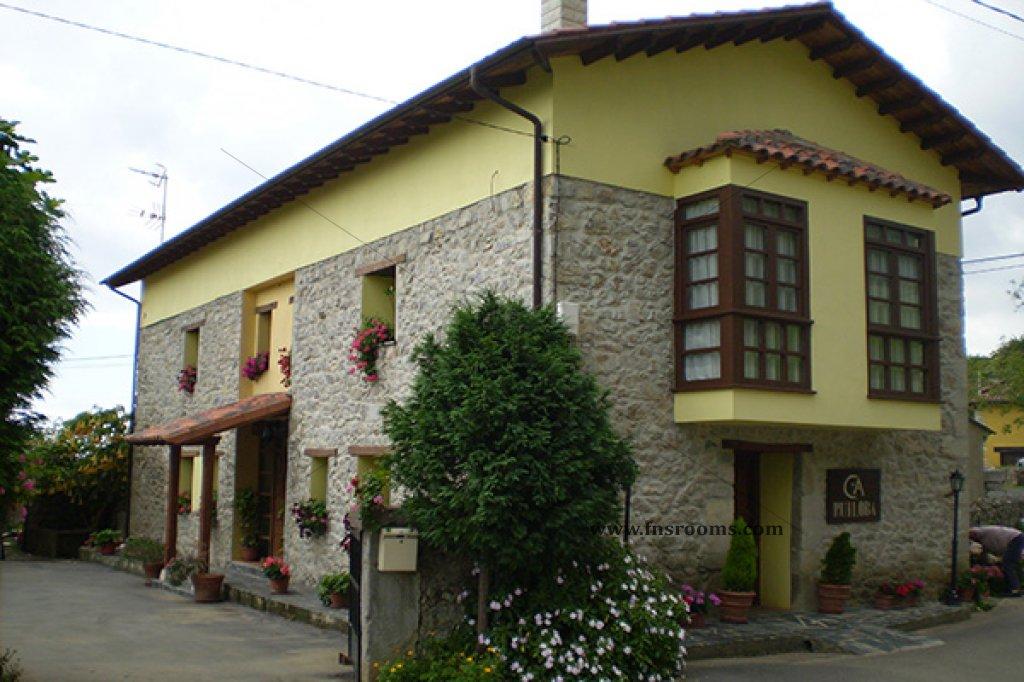 Casa de Aldea Ruiloba Asturias