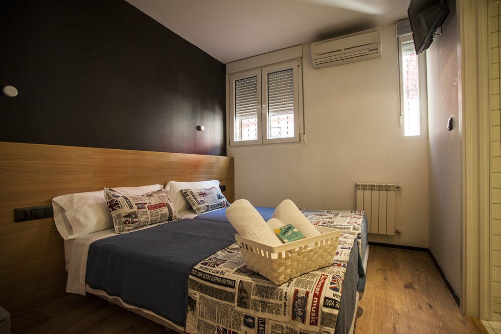 Hostal CC Malasaña Madrid