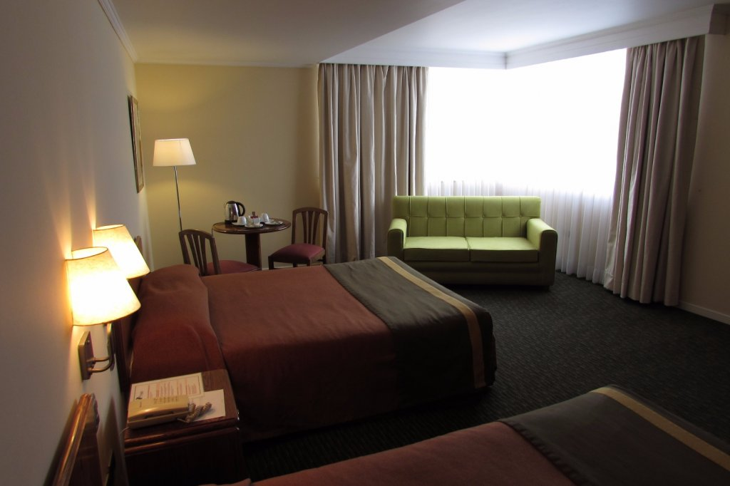 Hotel Diego de Almagro Concepcion Chile