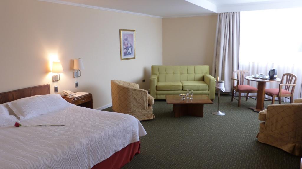 Hotel Diego de Almagro Concepcion en Chile